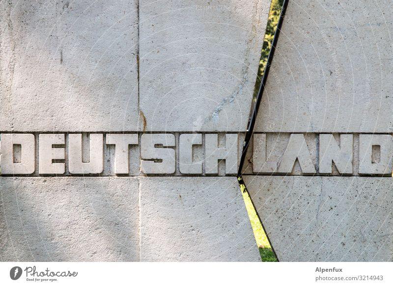 Dank an alle Populisten Kunst Skulptur Schriftzeichen Angst Zukunftsangst Feigheit falsch Aggression Zufriedenheit Frieden Gesellschaft (Soziologie) Glaube