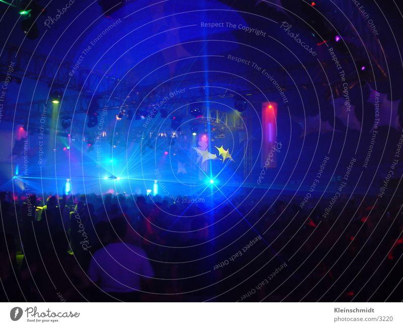 strahlende Visionen Zirkus Licht Langzeitbelichtung sonnne Mond Stern (Symbol) she kleinschmidt