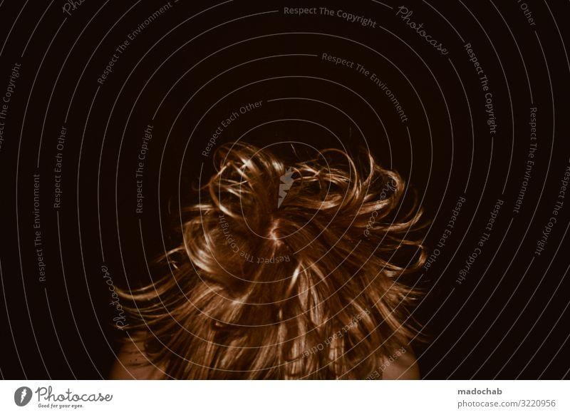 Burnout - einsam Portrait Depression verzweifelt traurig allein Mensch Junger Mann Jugendliche Erwachsene Haut Kopf Haare & Frisuren Begeisterung Euphorie