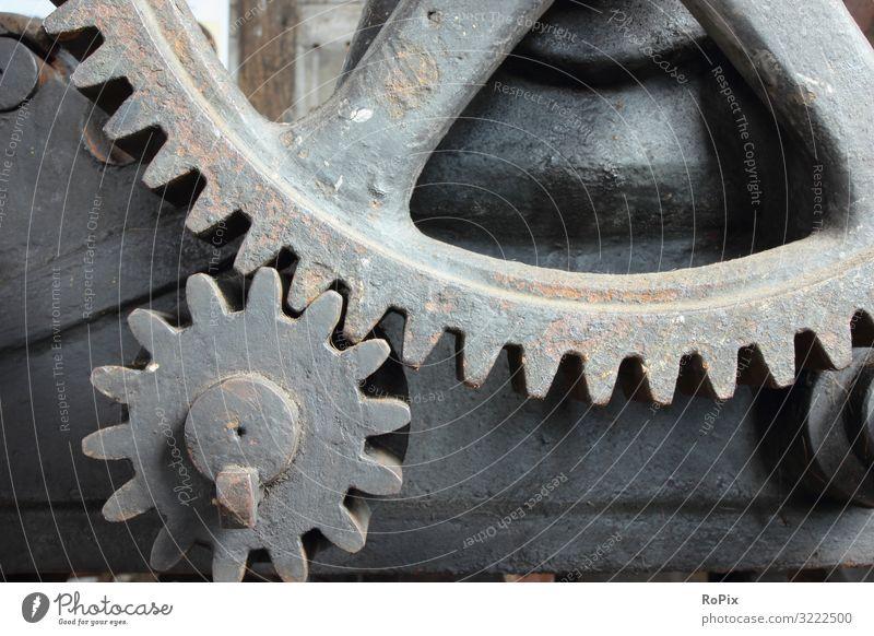 Historische Maschinen. Lifestyle Design Freizeit & Hobby Ferien & Urlaub & Reisen Sightseeing Bildung Wissenschaften Arbeit & Erwerbstätigkeit Beruf