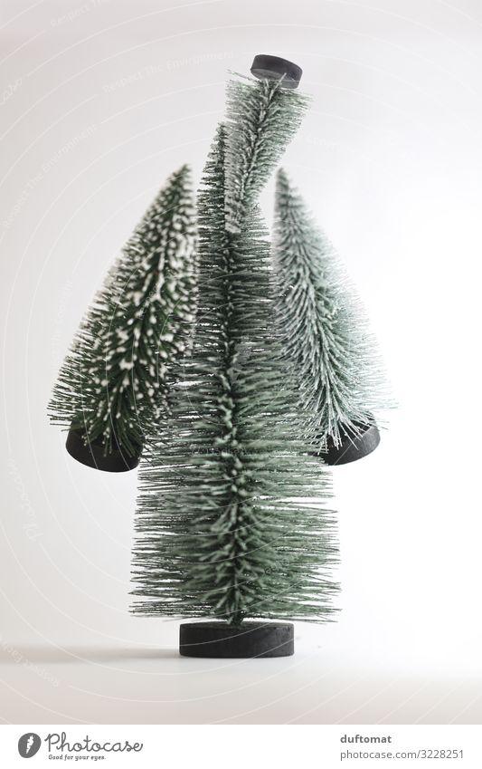 Der Tannenbaummann Winter Häusliches Leben Dekoration & Verzierung Feste & Feiern Weihnachten & Advent Nikolaus Mensch Körper 1 Kunst Puppentheater Baum