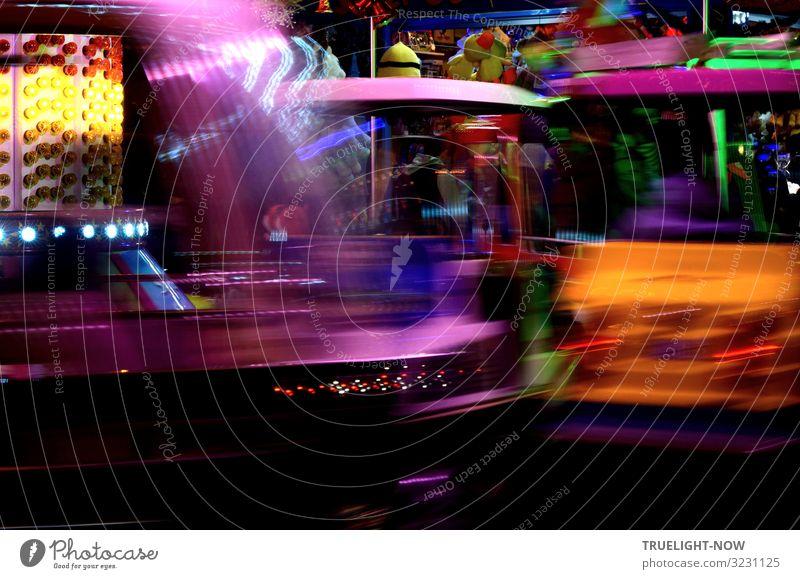 Bunt geht's rund! kaufen Freude Glück Freizeit & Hobby Entertainment Veranstaltung ausgehen Feste & Feiern Oktoberfest Weihnachten & Advent Jahrmarkt Karussell
