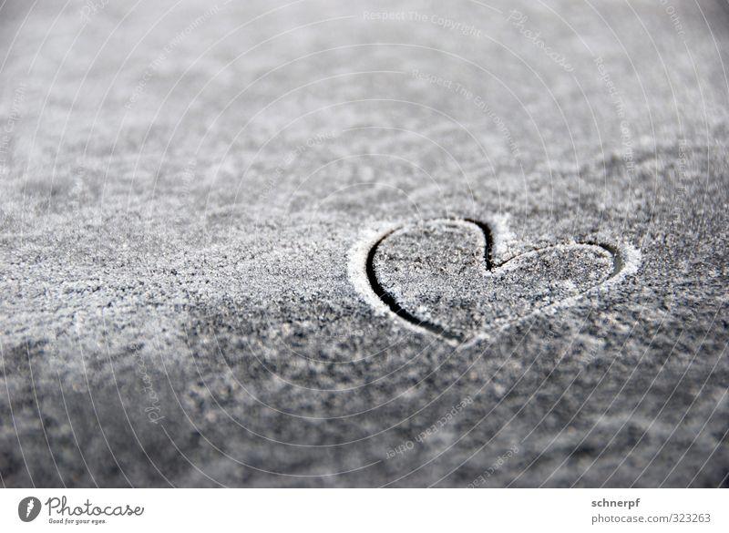 Herz aus Eis Lifestyle Glück Valentinstag Muttertag Hochzeit Geburtstag Klimawandel Wetter Frost Schnee Dekoration & Verzierung Metall Kristalle Zeichen Brunft