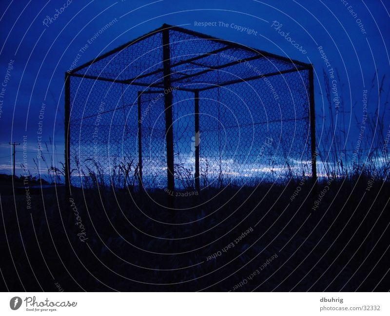 the cage Himmel blau Australien Käfig