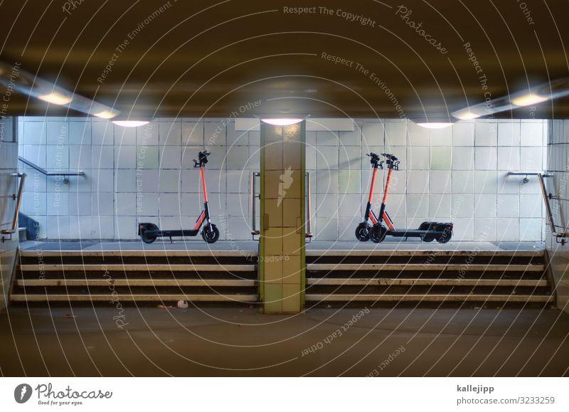 roller-gang Stadt Straße Lifestyle Wege & Pfade Bewegung Freizeit & Hobby Treppe Verkehr Hauptstadt Fliesen u. Kacheln Verkehrswege Fahrzeug Personenverkehr