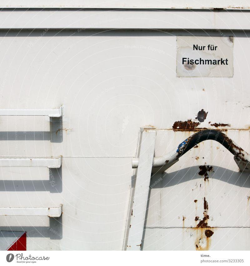 aus gutem Grund Arbeit & Erwerbstätigkeit Arbeitsplatz Güterverkehr & Logistik Dienstleistungsgewerbe Haken Müllbehälter Recycling Markttag Marktwirtschaft