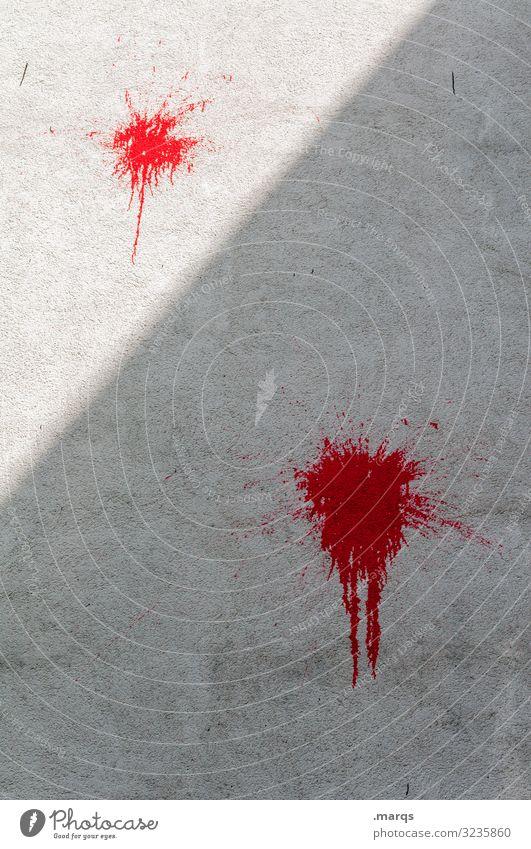 % Paintball Kreativität Farbbeutel Fleck Farbstoff Mauer werfen Wand weiß Farbfleck Subkultur Fassade Fassadengestaltung Dekoration & Verzierung rebellieren