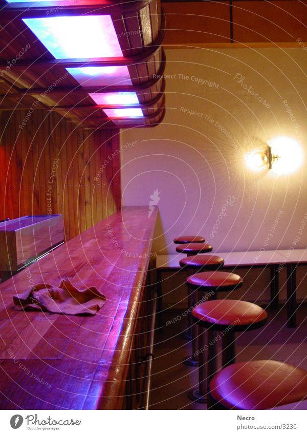Tresen Einsamkeit Ernährung Bar Theke Gastronomie
