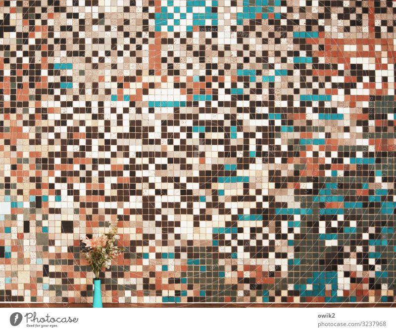So viel Spaß für wenig Geld Stil Design Kunst Kunstwerk Kultur Mosaik Blume Wandmalereien Blumenvase Dekoration & Verzierung Stein außergewöhnlich Zusammensein