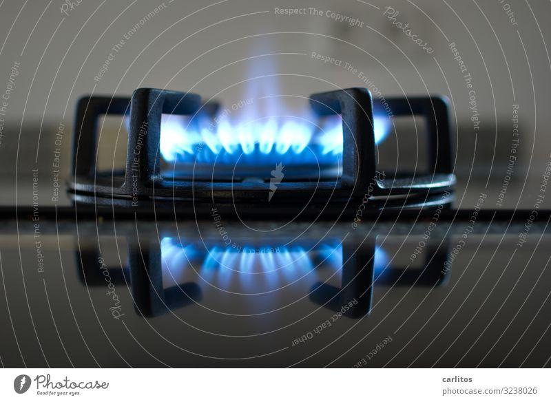 ring of fire Feuer Brand Kreis Gasbrenner Küche kochen & garen propan Erdgas