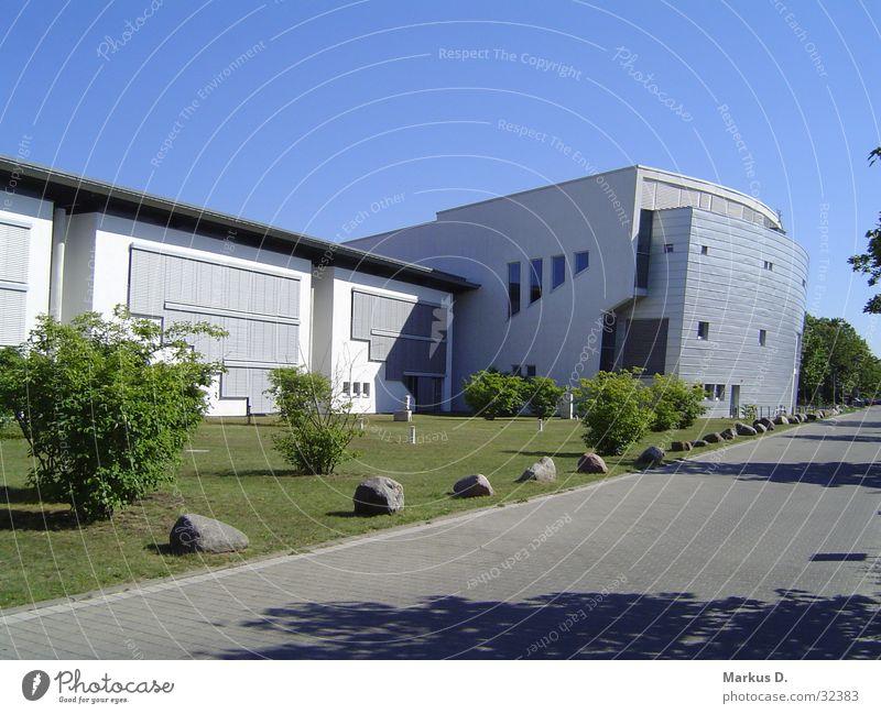 Auditorium Maximum Architektur Stil modern Studium Futurismus Hörsaal Saal