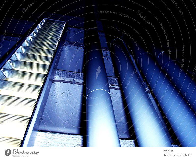 Kühle Technik Architektur Technik & Technologie Röhren