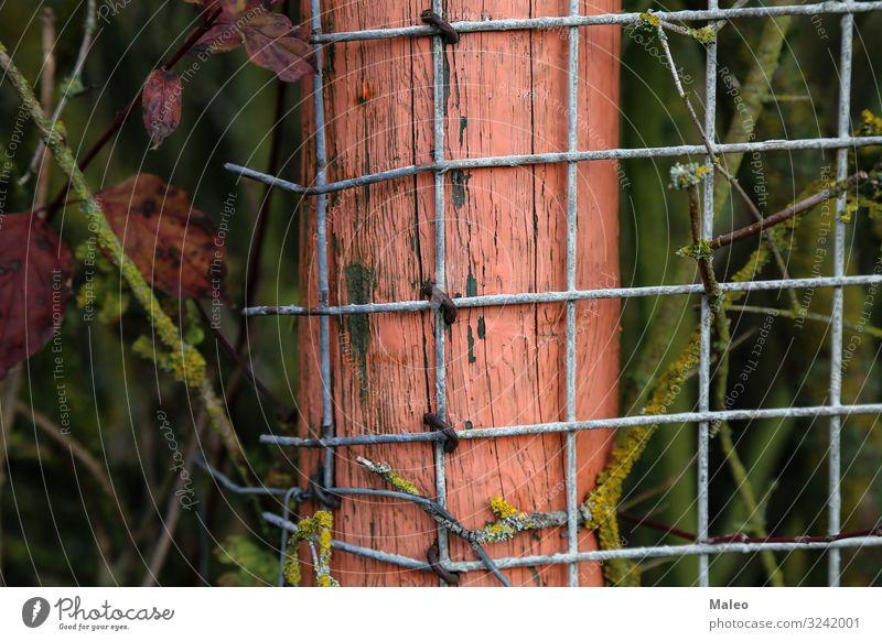 Das Metallgitter mesh Architektur Draht Baustelle Industrie industriell Muster Arbeit & Erwerbstätigkeit Befestigung abstrakt bauen Käfig Erfinden Rahmen Holz
