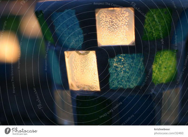 kerzenschein Sommer Wärme Glas Kerze Romantik Physik Teelicht Tiffanylampe Fraueninsel