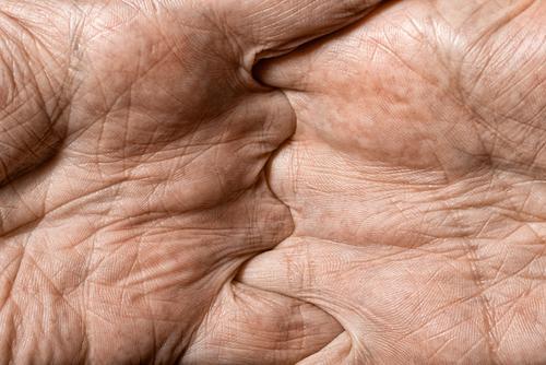 Detail Männerhände schön Körper Haut Mensch Mann Erwachsene Hand Finger alt dunkel natürlich stark Kraft Farbe Aktion Hintergrund Pflege Kaukasier Entwurf