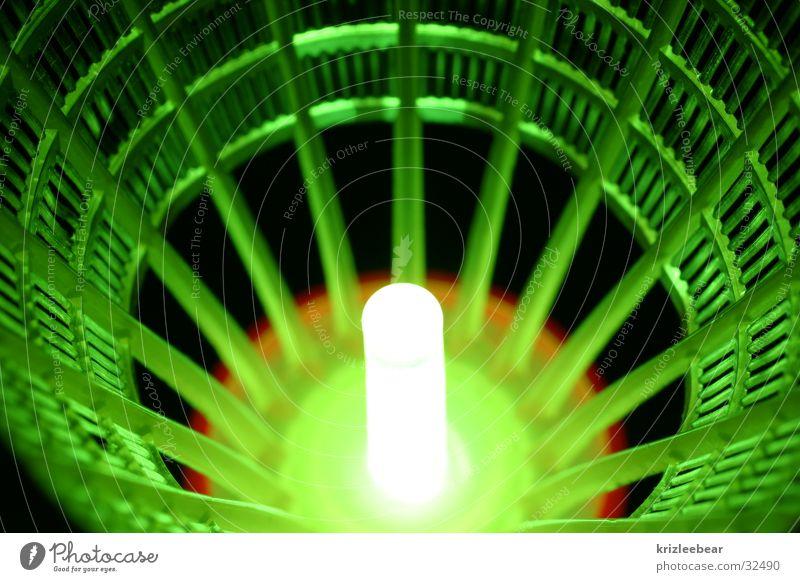 speedminton#1 Badminton Nacht grün Licht einzeln night glow light speed it Ball leuchten