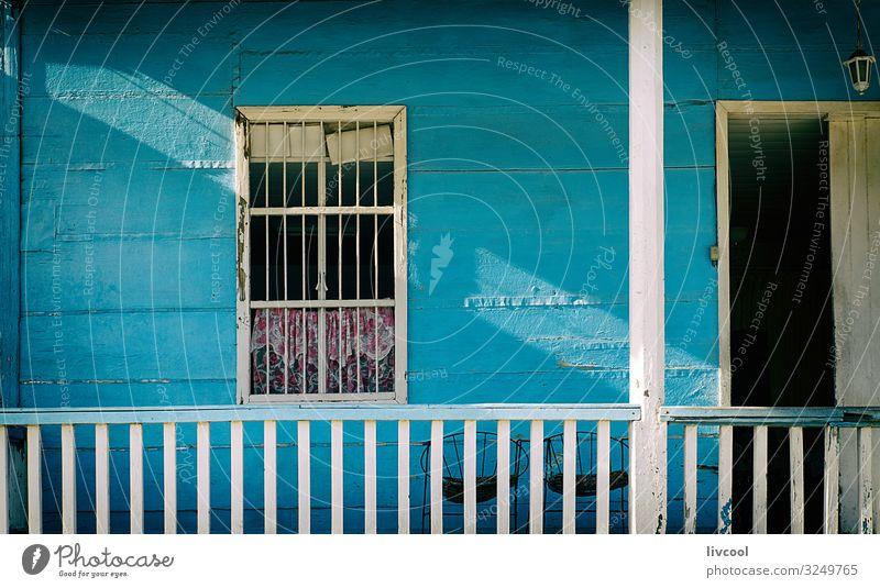 Fischerhaus, Cayo Granma - Santiago de Cuba Lifestyle Ferien & Urlaub & Reisen Tourismus Ausflug Insel Haus Dekoration & Verzierung Stuhl Stadt bevölkert