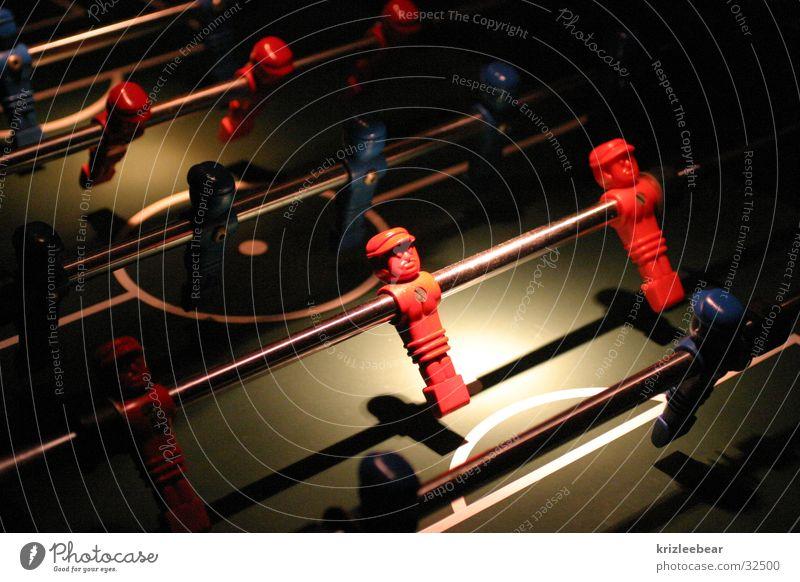 kicker#1 Freude Sport Spielen Rasen Freizeit & Hobby Kunststoff Tischfußball
