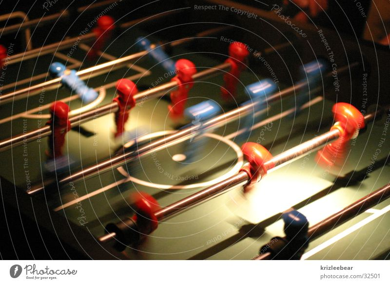 kicker#2 Freude Sport Spielen Rasen Freizeit & Hobby Kunststoff Tischfußball