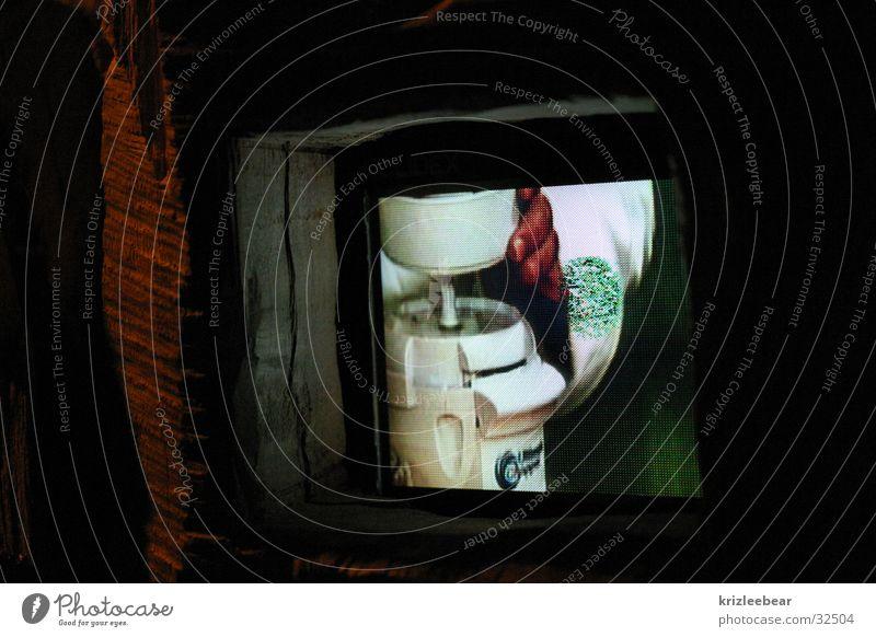 on my little computerscreen Bildschirm Messe Ausstellung Installationen Augsburg