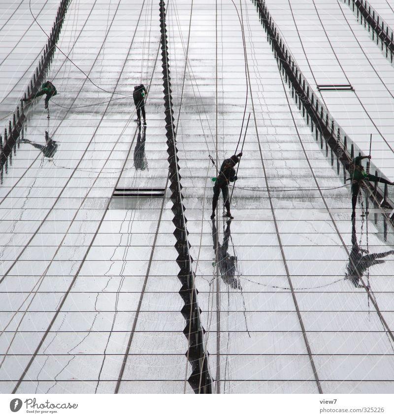 #325226 Stadt Ferne Fenster Gebäude Arbeit & Erwerbstätigkeit Fassade Zufriedenheit Hochhaus Wachstum gefährlich Wandel & Veränderung Reinigen Unendlichkeit