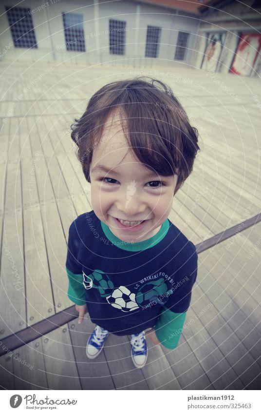 Mensch Kind Gesicht Auge Leben Gefühle Liebe Junge Haare & Frisuren lachen Glück Gesundheit Kopf Fuß Körper Schuhe