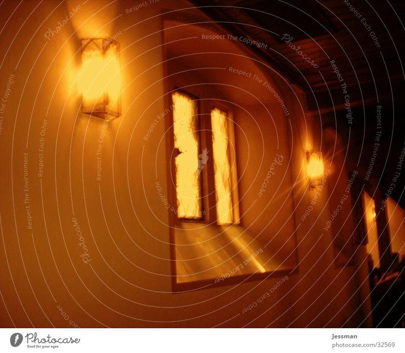 Kirchenfenster ruhig Fenster Stimmung Religion & Glaube Architektur harmonisch Gott Götter Sepia