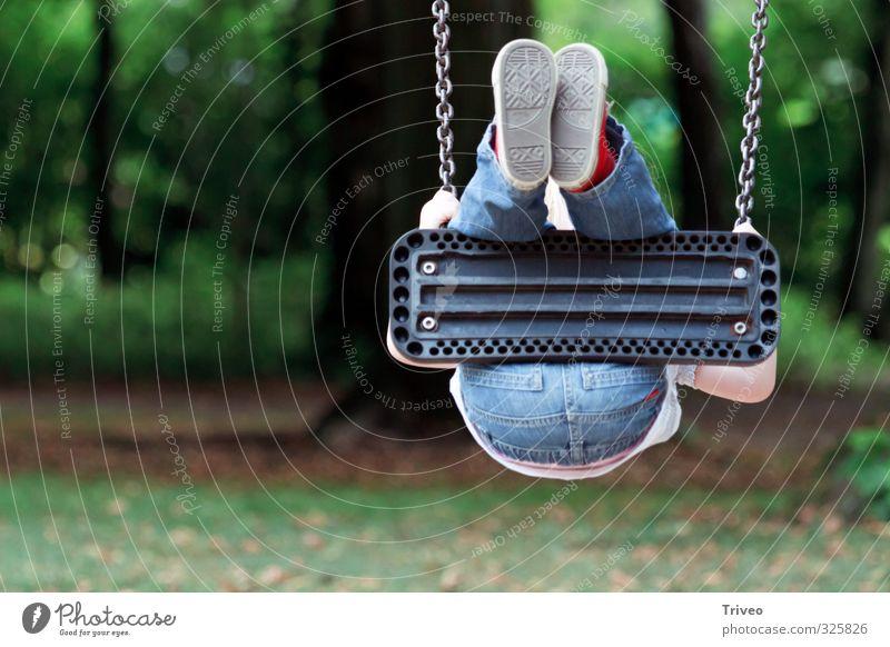 Mensch Kind lustig Spielen Körper Kindheit Spielplatz 3-8 Jahre