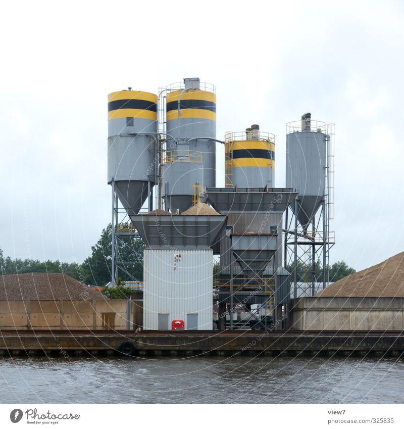 #325835 gelb Gebäude grau Sand Arbeit & Erwerbstätigkeit Gesundheitswesen Fassade Tourismus ästhetisch Beginn Industrie Baustelle Fluss Hafen Beruf Fabrik