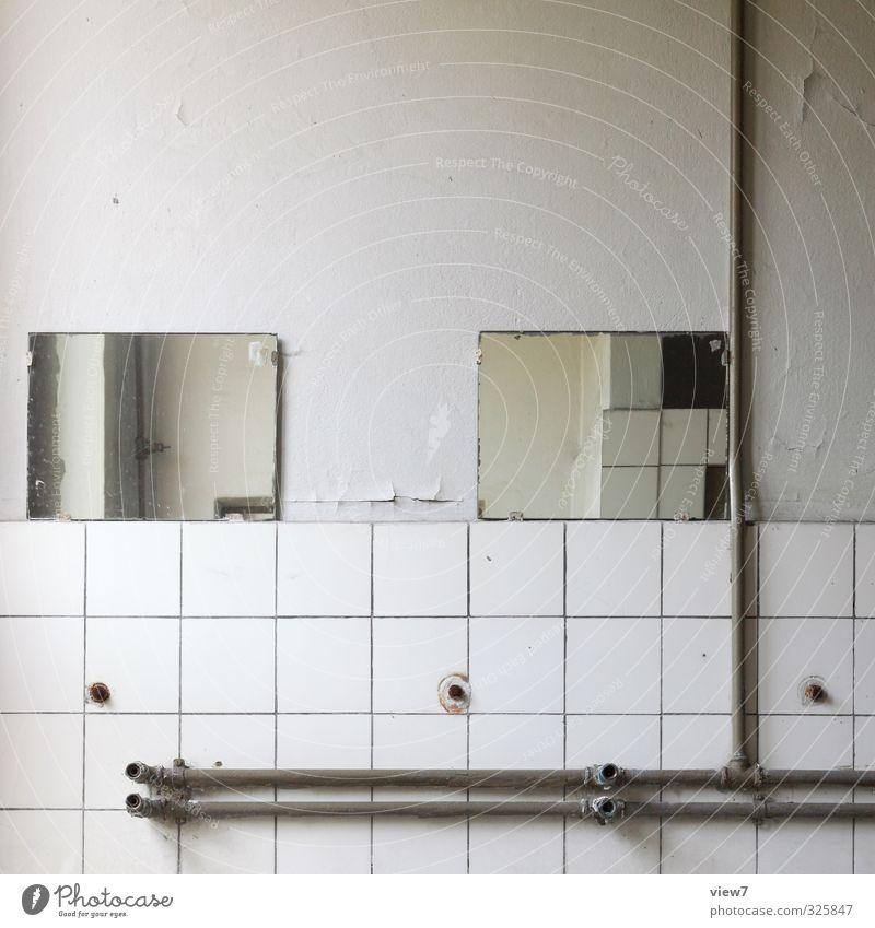 #325847 Häusliches Leben Haus Renovieren Umzug (Wohnungswechsel) Innenarchitektur Möbel Spiegel Bad Industrie Ruine Stein Schwimmen & Baden alt kaputt Stadt