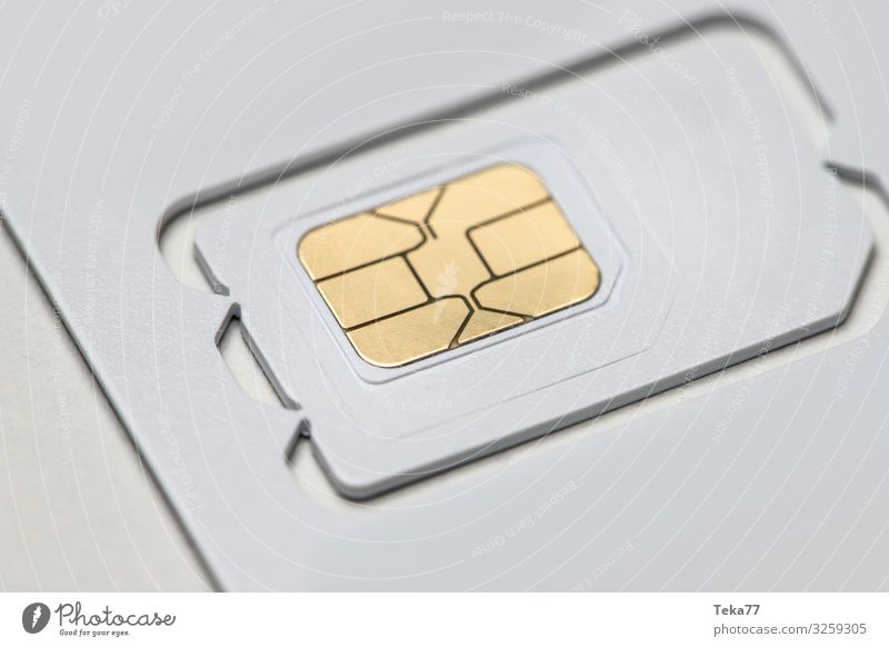 #Simkarte Handy PDA ästhetisch Sim Karte SIM Mikrochip handy chip puk pin Farbfoto Innenaufnahme Studioaufnahme Nahaufnahme Detailaufnahme Makroaufnahme