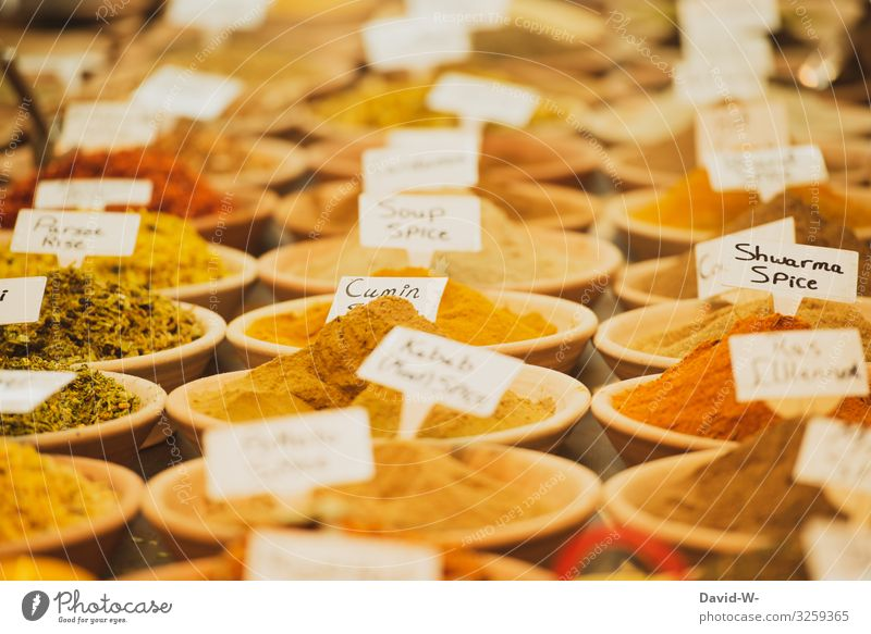 exotische Gewürze Lebensmittel Kräuter & Gewürze Ernährung Bioprodukte Lifestyle kaufen elegant Stil Design Ferien & Urlaub & Reisen Tourismus Städtereise Kunst