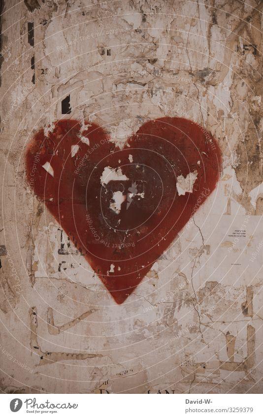Vergängliche Liebe Lifestyle schön Gesundheit Leben Valentinstag Hochzeit Mensch Kunst Kunstwerk Gemälde Gefühle Trennung Romantik herzlich Herz Vergänglichkeit