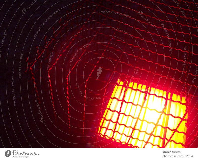 rotlicht zollverein Licht Gitter Zeche 'Zollverein' Nacht Industrie