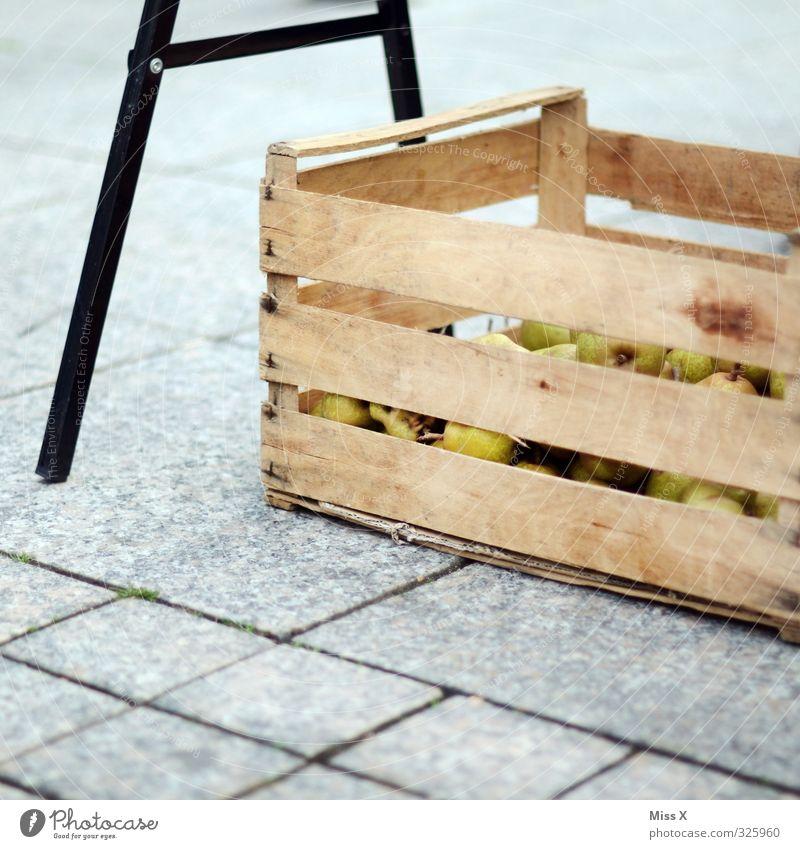 Apfelkiste Lebensmittel Frucht Ernährung Bioprodukte Vegetarische Ernährung frisch Gesundheit lecker saftig sauer süß kaufen verkaufen Marktstand Gemüsemarkt