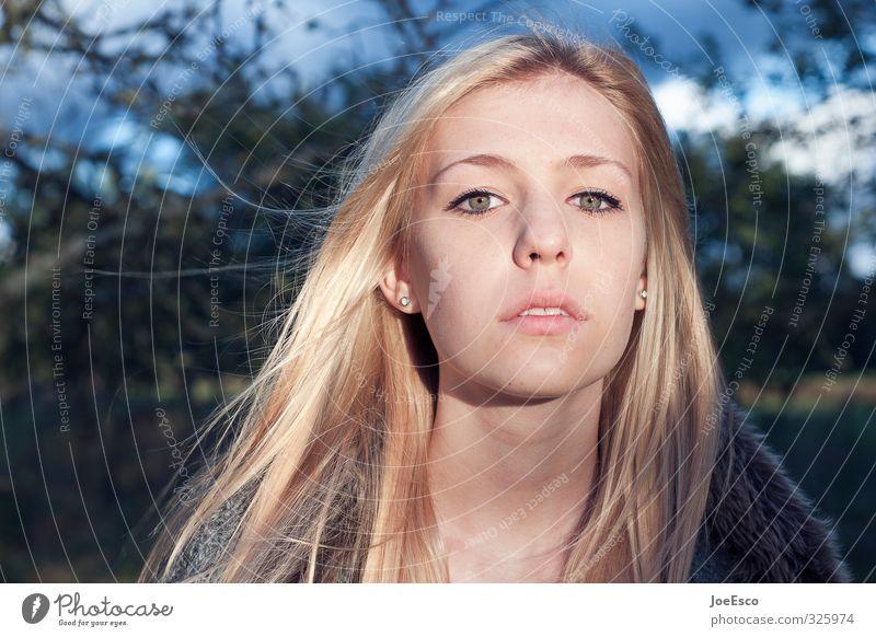 #325974 Stil Freizeit & Hobby Ferien & Urlaub & Reisen Ausflug Abenteuer Ferne Freiheit Garten Schule Junge Frau Jugendliche Leben Gesicht 1 Mensch Natur blond