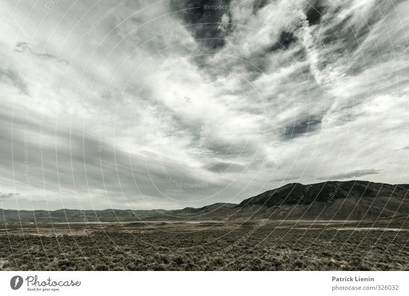 Wide World Umwelt Natur Landschaft Urelemente Sand Himmel Wolken Sommer Herbst Klima Klimawandel Wetter Dürre Hügel Berge u. Gebirge Gipfel Wüste Umweltschutz