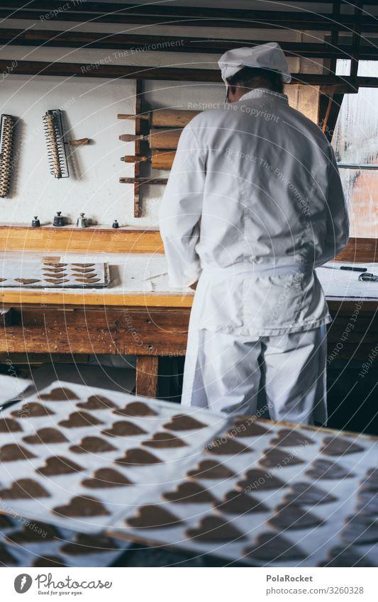 #S# Plätzchen backen maskulin ästhetisch Plätzchen ausstechen Plätzchenteig Handwerk selbstgemacht Bäckerei Nostalgie Weihnachten & Advent Weihnachtsgebäck