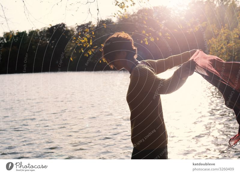 Your heart is not open, so I must go schön ruhig Wald Traurigkeit feminin Gefühle Glück See Stimmung Park frei träumen Fröhlichkeit Lebensfreude genießen
