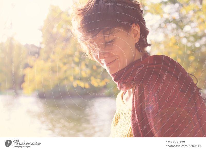 I gave up on everything Sonne Erholung ruhig Lifestyle Liebe natürlich feminin Gefühle Glück Zufriedenheit elegant genießen authentisch Romantik beobachten