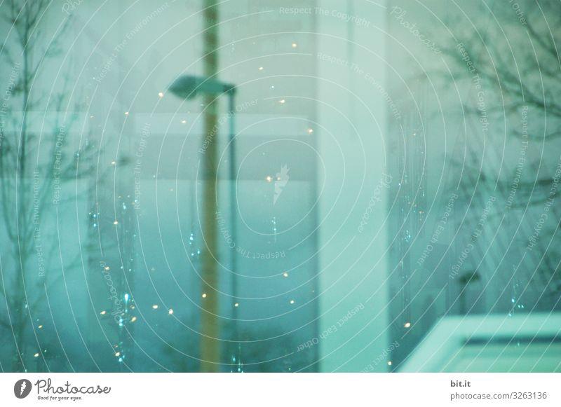 Lichtlein für schiffi Weihnachten & Advent Baum Kunst Design Dekoration & Verzierung Linie träumen Streifen Straßenbeleuchtung Laterne Kitsch Gemälde
