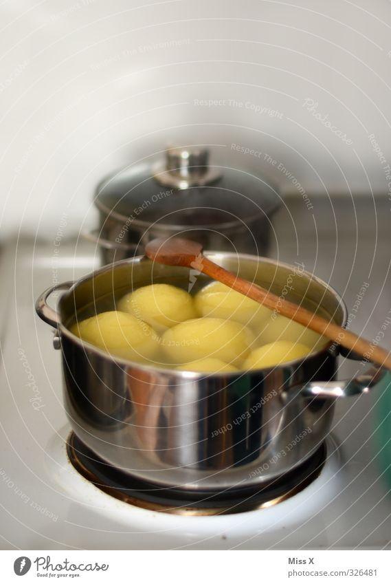 Festtagsschmaus Feste & Feiern Lebensmittel Ernährung Kochen & Garen & Backen rund Küche lecker heiß Abendessen Festessen Topf Kartoffeln Erntedankfest