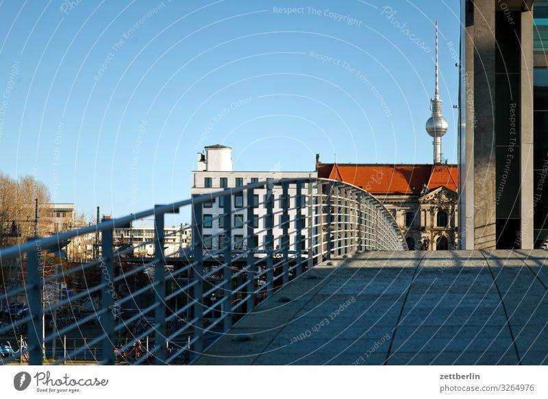 Fernsehturm Architektur Berlin Deutscher Bundestag Deutschland Hauptstadt Bundeskanzler Amt marie elisabeth lüders haus Parlament Regierung Regierungssitz