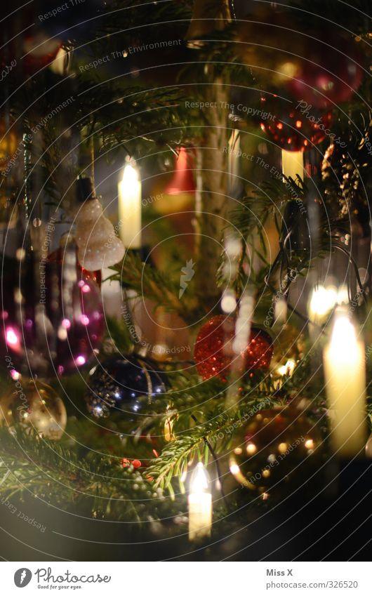 Weihnachtsdeko Weihnachten & Advent glänzend mehrfarbig Weihnachtsbaum Weihnachtsfigur Weihnachtsbeleuchtung Schneemann Kerze Kerzenschein Kerzenstimmung