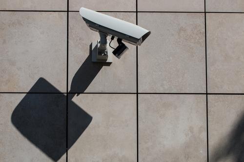Thors Digitalhammer Stadt Angst Zukunft gefährlich bedrohlich Sicherheit geheimnisvoll Informationstechnologie Vertrauen Fürsorge Gesellschaft (Soziologie)