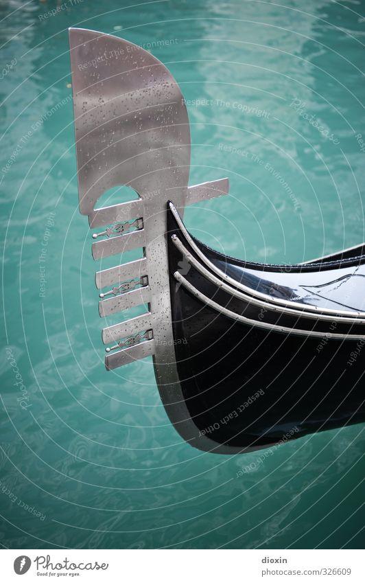 Halbe Sachen   Ferro Ferien & Urlaub & Reisen Tourismus Sightseeing Städtereise Wasser Meer Lagune Venedig Italien Südeuropa Hafenstadt Verkehrsmittel