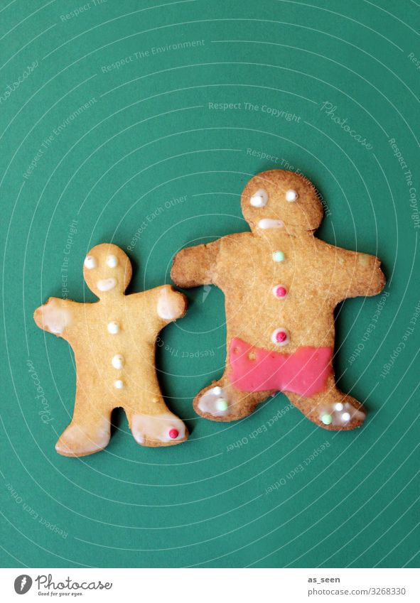 Lebkuchen Lebensmittel Teigwaren Backwaren Süßwaren Plätzchen Keks Lebkuchenmann Ernährung Weihnachten & Advent Kindererziehung Bildung Kindergarten Schule