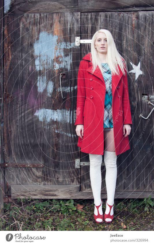 #326994 Stil Freizeit & Hobby Ausflug Abenteuer Ferne Freiheit Garten Nachtleben Feste & Feiern Frau Erwachsene Leben Mode Kleid Mantel Strümpfe Damenschuhe