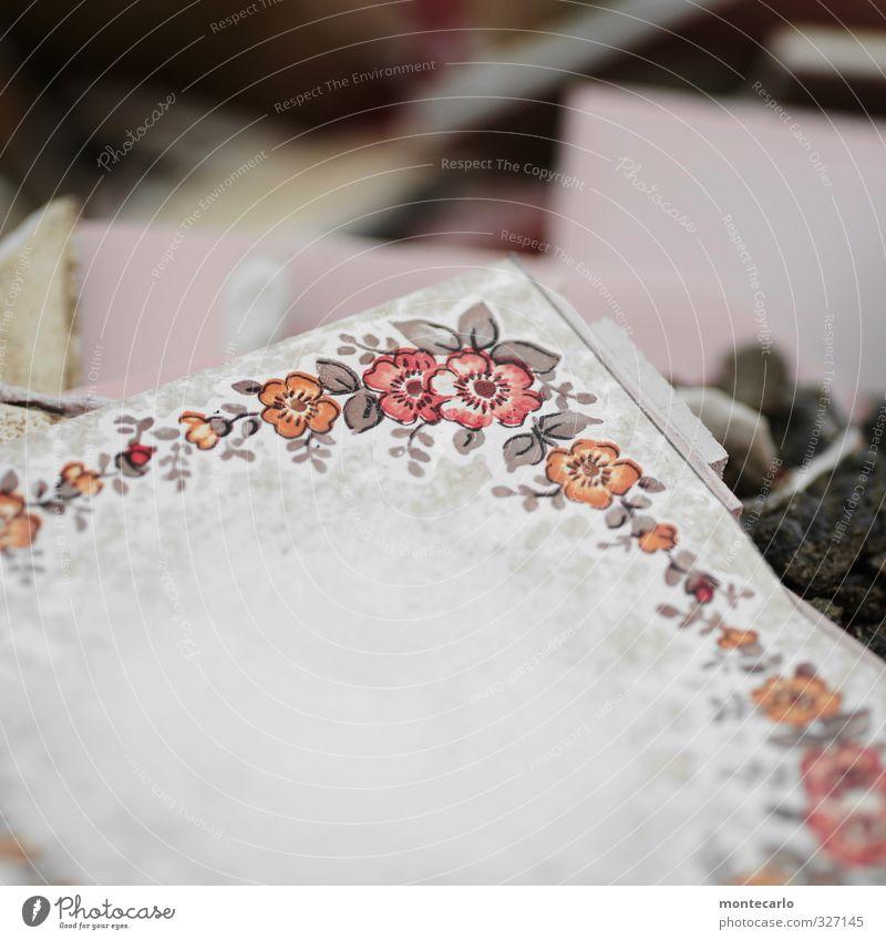 Das wäre doch nicht nötig gewesen | Renovieren Dekoration & Verzierung Fliesen u. Kacheln Stein Häusliches Leben alt dünn authentisch Kitsch Originalität retro