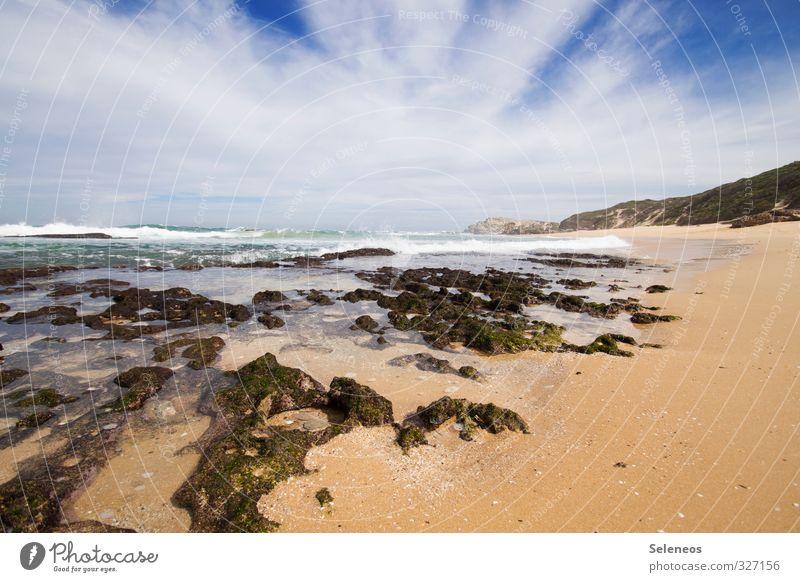 Kenton Himmel Natur Ferien & Urlaub & Reisen Sommer Meer Einsamkeit Landschaft Wolken Ferne Strand Umwelt natürlich Freiheit Horizont Wellen Tourismus